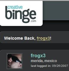 Creative Binge