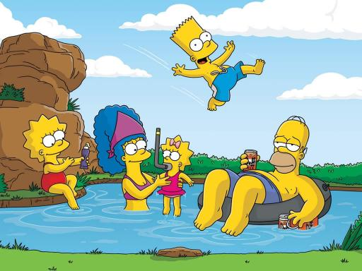 wallpaper de los simpsons