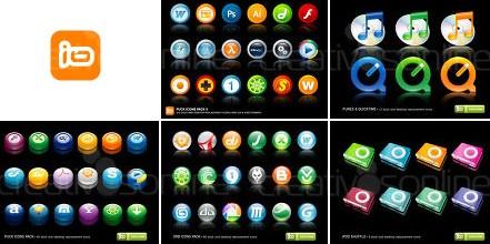 Iconos por Dekelet