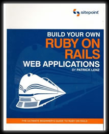 Ruby on Rails Libro Gratis: Build your own ruby on rails web applications