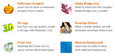 tutoriales para illustrator