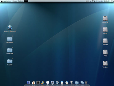 Mac for Linux