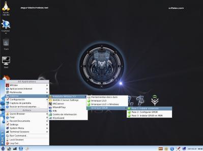 wifislax linux, seguridad en redes wifi