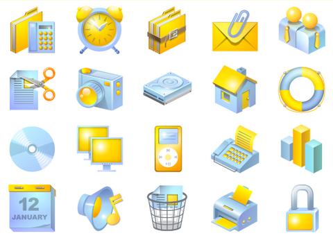 560 iconos gratis
