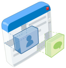 OpenSocial API para multiples redes sociales de Google