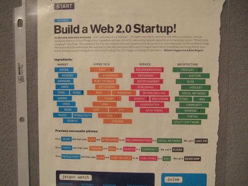 Web 2.0 Startup