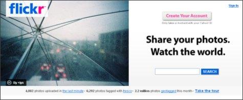 paginas para compartir tus fotografias