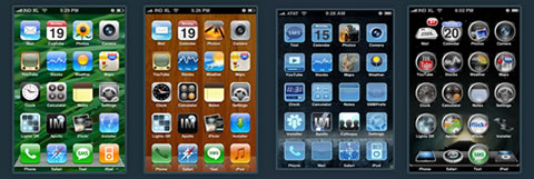 Themes para descargar para usar en el ipod touch o iphone