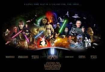 Wallapaper de la Saga de Star Wars