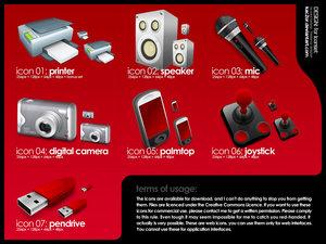 iconos de dispositivos