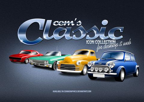 Iconos de autos