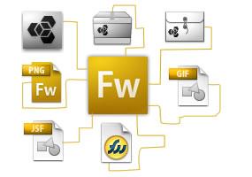 cs3 logos Tutoriales de diseño para Adobe Fireworks
