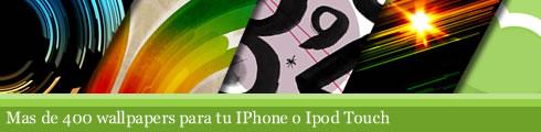 fondos de pantalla para tu ipod touch y tu iphone