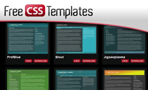 windowslivewriterdescargagratis176plantillascss d4cfree css templates 3 Descarga Gratis 176 Plantillas CSS