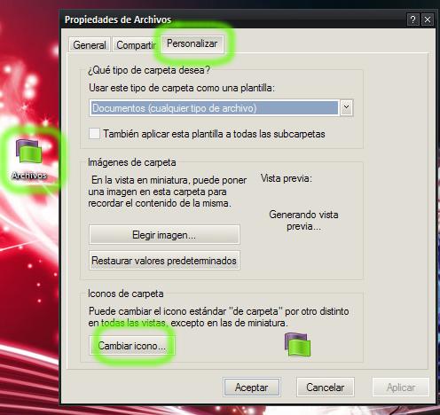 cambiar iconos windows paso5 Convertir iconos PNG a ICO o ICO a PNG