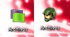 cambiar iconos windows resultado Convertir iconos PNG a ICO o ICO a PNG