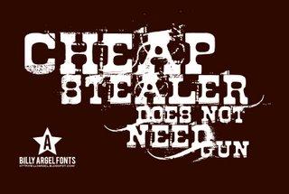 cheap-stealer-font