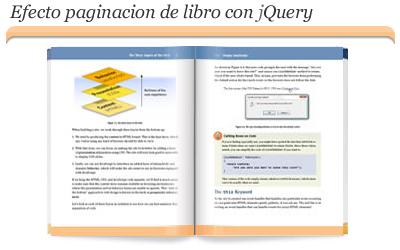 efecto de cambio de paginas con jQuery