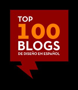 Top 100 blogs de diseño en español
