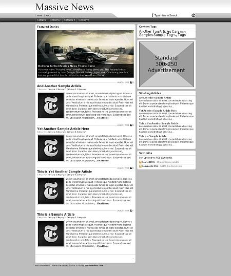 8 45 diseños web para revistas en linea gratis