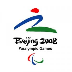 logo de los juegos paralimpicos de beijing 2008