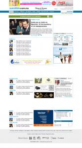 Propuestas de diseño web