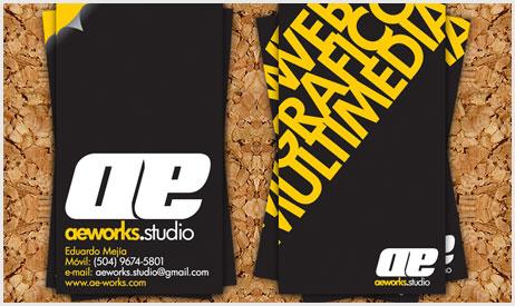 tarjeta presentacion 36 diseños de tarjetas de presentación muy creativas