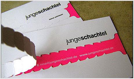... el enlace para conocer 36 diseños de tarjetas de presentación