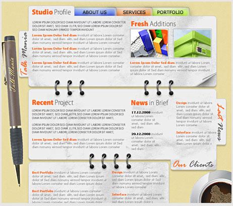 tutoriales para crear plantillas web