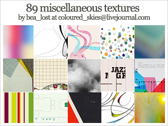 set de 89 texturas gratis