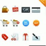 iconos de ecommerce