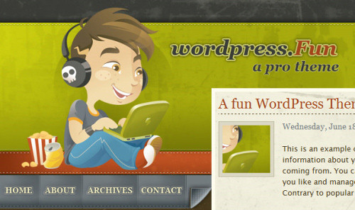 Wordpress Fun