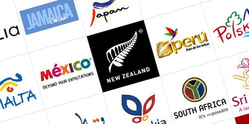 logos de países