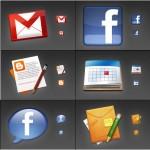 iconos de aplicaciones web