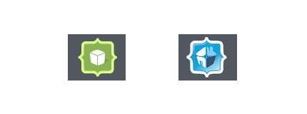 simplebits logomaid logos Logos similares, falta de creatividad o coincidencia
