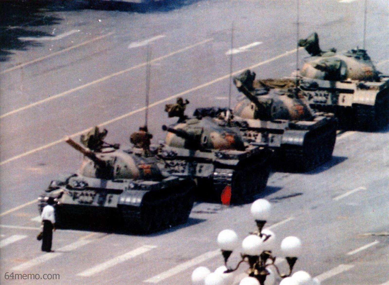 tiananmen square tank 50+ fotos que han cambiado al mundo