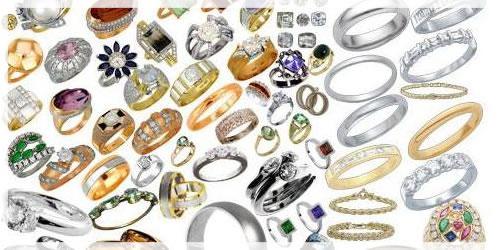 anillos psd Diseños de anillos de compromiso y boda en PSD