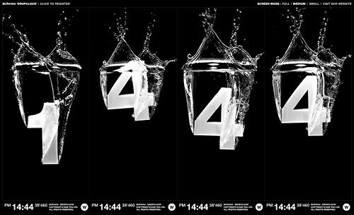 dropclock 25 protectores de pantalla gratis