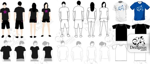 vector t shirts 34+ plantillas para diseñar playeras