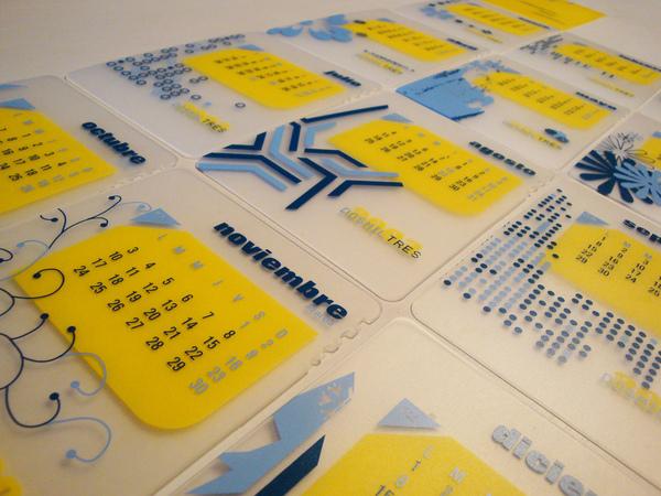 calendario 33 32 ejemplos de diseños de calendarios impresos