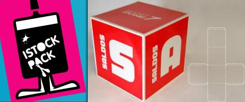 moldes de cajas Moldes para cajas de carton y otros en iStockPack