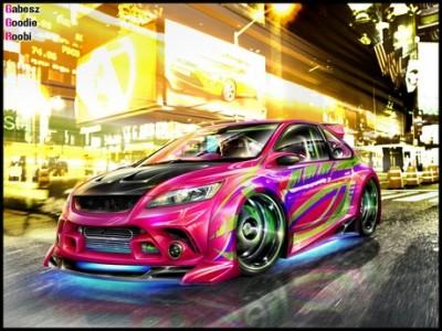 autos modificados 400x300 Fondos de pantalla de autos deportivos