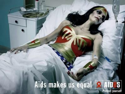 publicidad aids