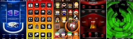 temas para iphone Descargar temas para iPhone 3G