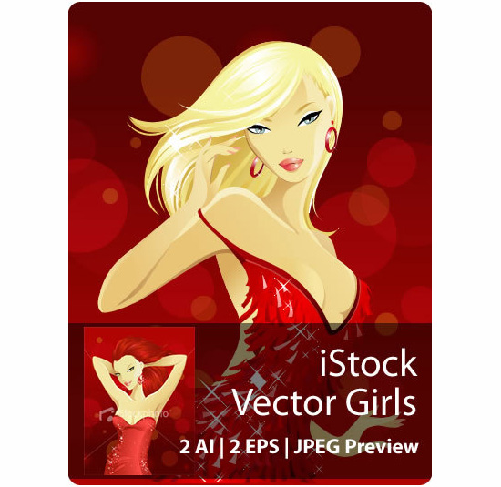vectores de mujeres sexys Vectores de mujeres sexys para descargar