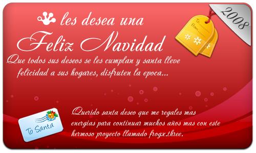 Les deseo una feliz navidad 39 08 - Deseos de feliz navidad ...