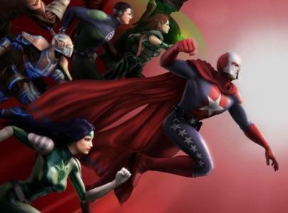 fondos de super heroes