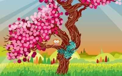 crear arboles con illustrator