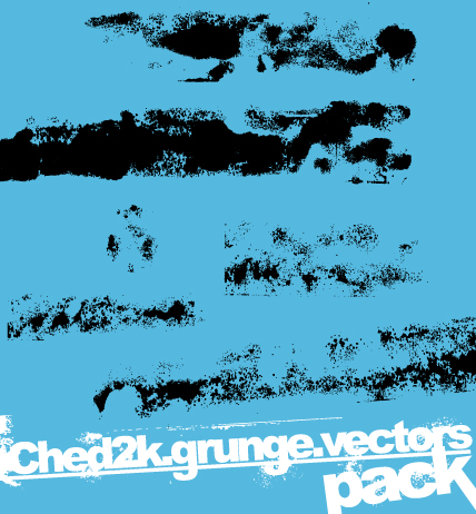 ched2k grunge vectors pack by cheduardo2k 16 vectores abstractos de manchas