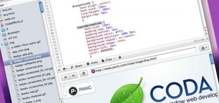 editor de codigo web para mac